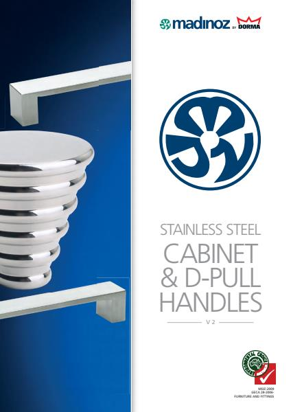 Stainless Steel Cabinet Handles Catalogue