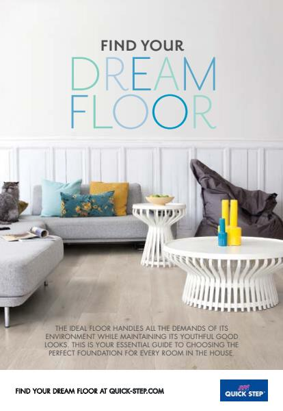 Premium Floors Quick Step booklet