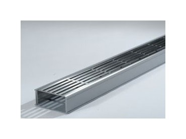 Modular linear grate drainage - 65PSG40 PS Series
