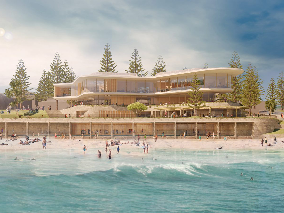 Architects Shortlisted To Revamp Cottesloe Beach Foreshore