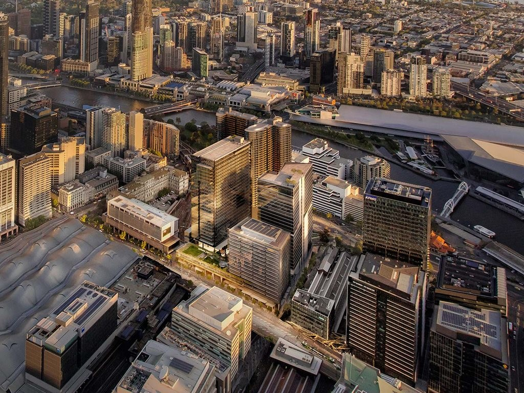 Third And Final Melbourne Quarter Tower Gains Approval