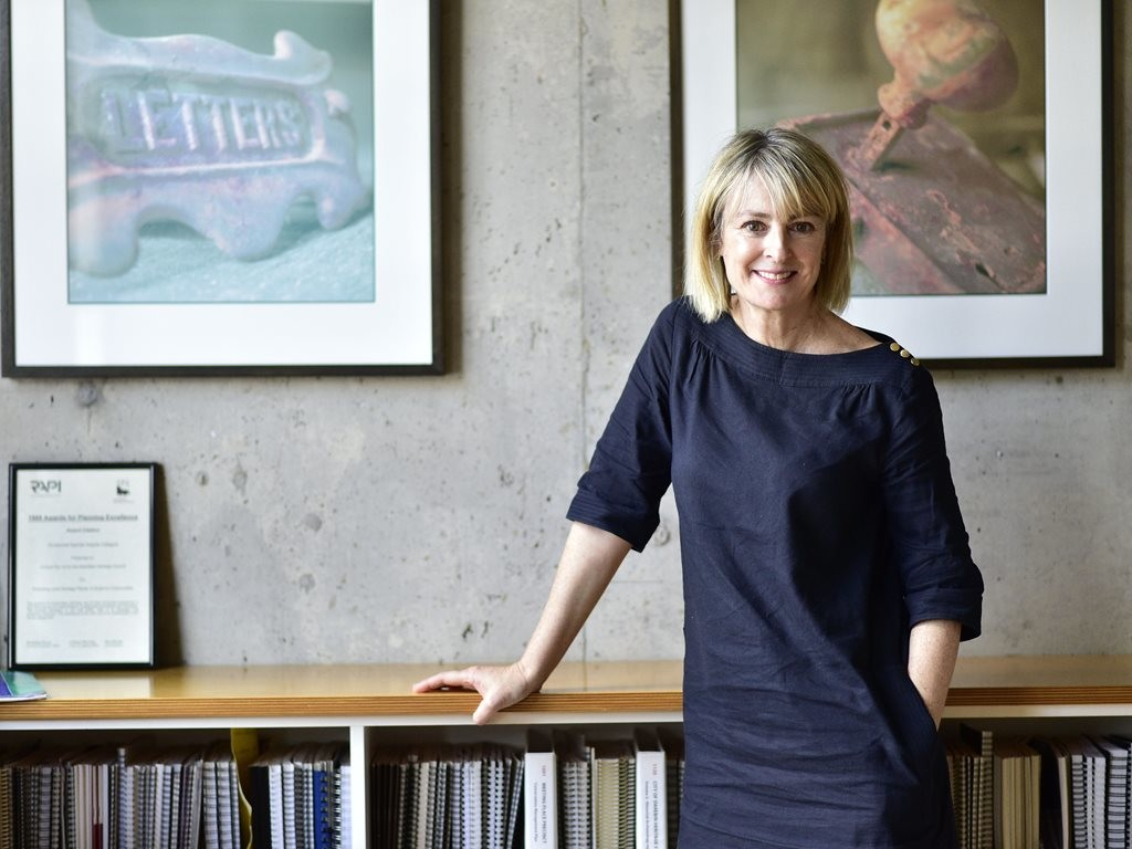 Public historian, urban planner and GML Heritage CEO Sharon Veale. Image: Supplied