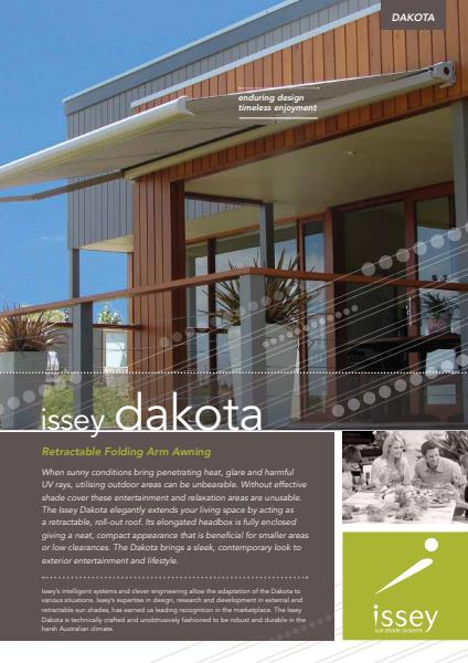 Issey Dakota Brochure