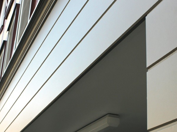 Tricoya Extreme MDF in an exterior application