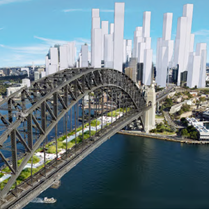 Sydney Needs More Skyscrapers To Remain A Global Hub Says