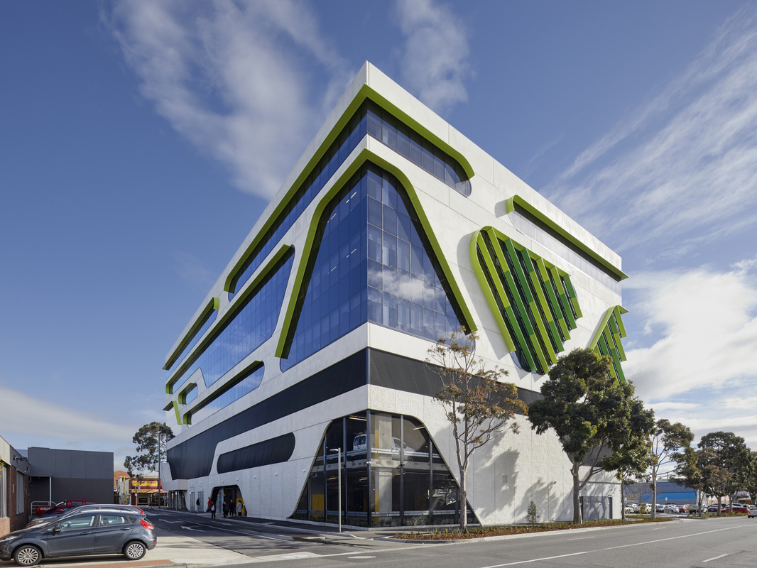 The Office Building Designed To Activate Melbourne S