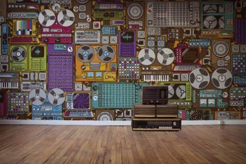 Wallpaper Makes Comeback In Brisbane Architecture And Design