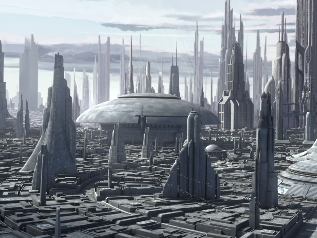 Fantasy Architecture The Buildings Of Star Wars Harry