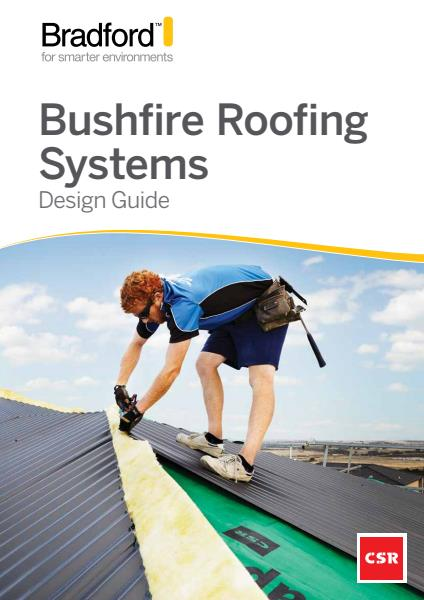 Bushfire Roofing Design Guide