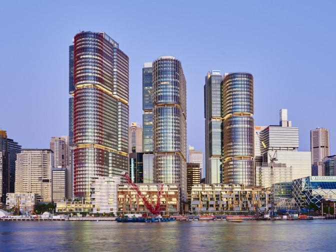 Barangaroo Wins Asia Pacific Sustainability Leadership