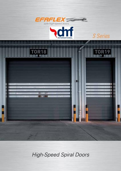 High-Speed Spiral Door S Series