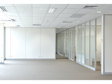Breeze Modular 70 Demountable Partitioning Suite