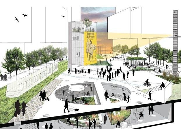 Australian Architects Dominate Green Square Library Design