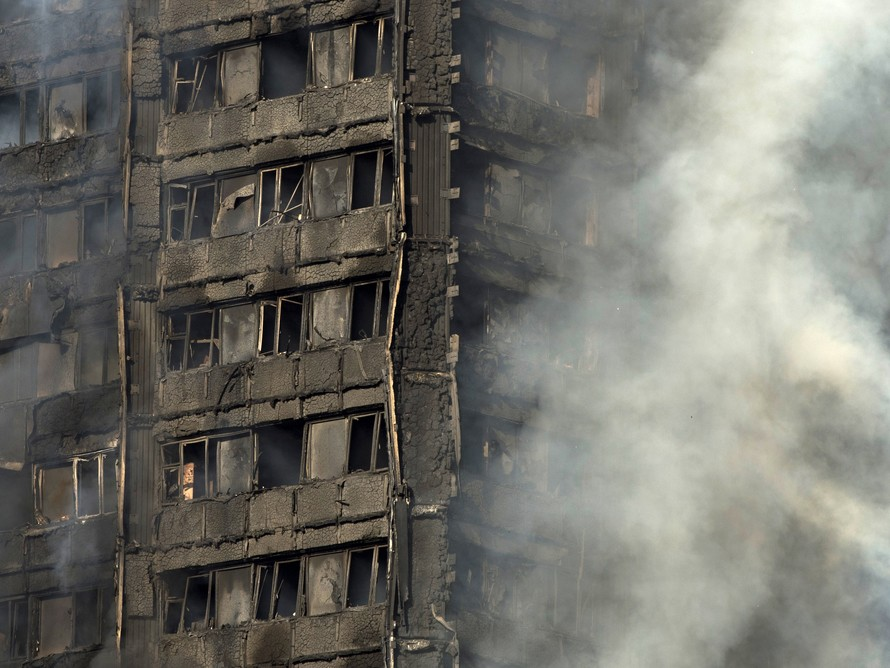 Grenfell Fire Aftermath How 20th Century Buildings Can Be