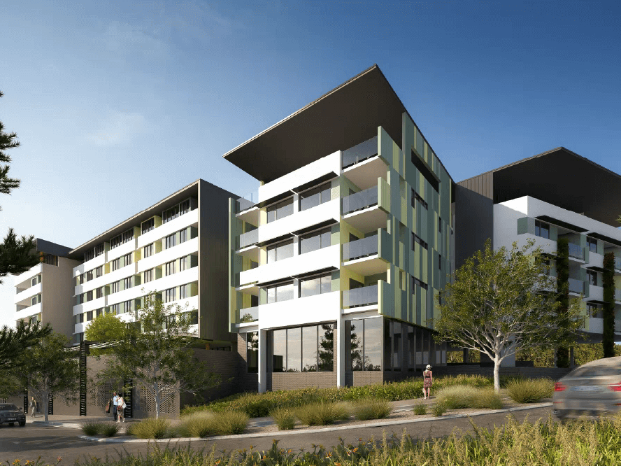 The Queensland government says their housing strategy will also be a bonanza for employment, with an estimated 600 jobs per year to be created from all the building activity. Image: MS Queensland