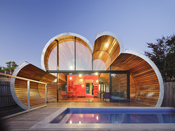 Melbourne design awards winners announced architecture for Residential landscape architects melbourne