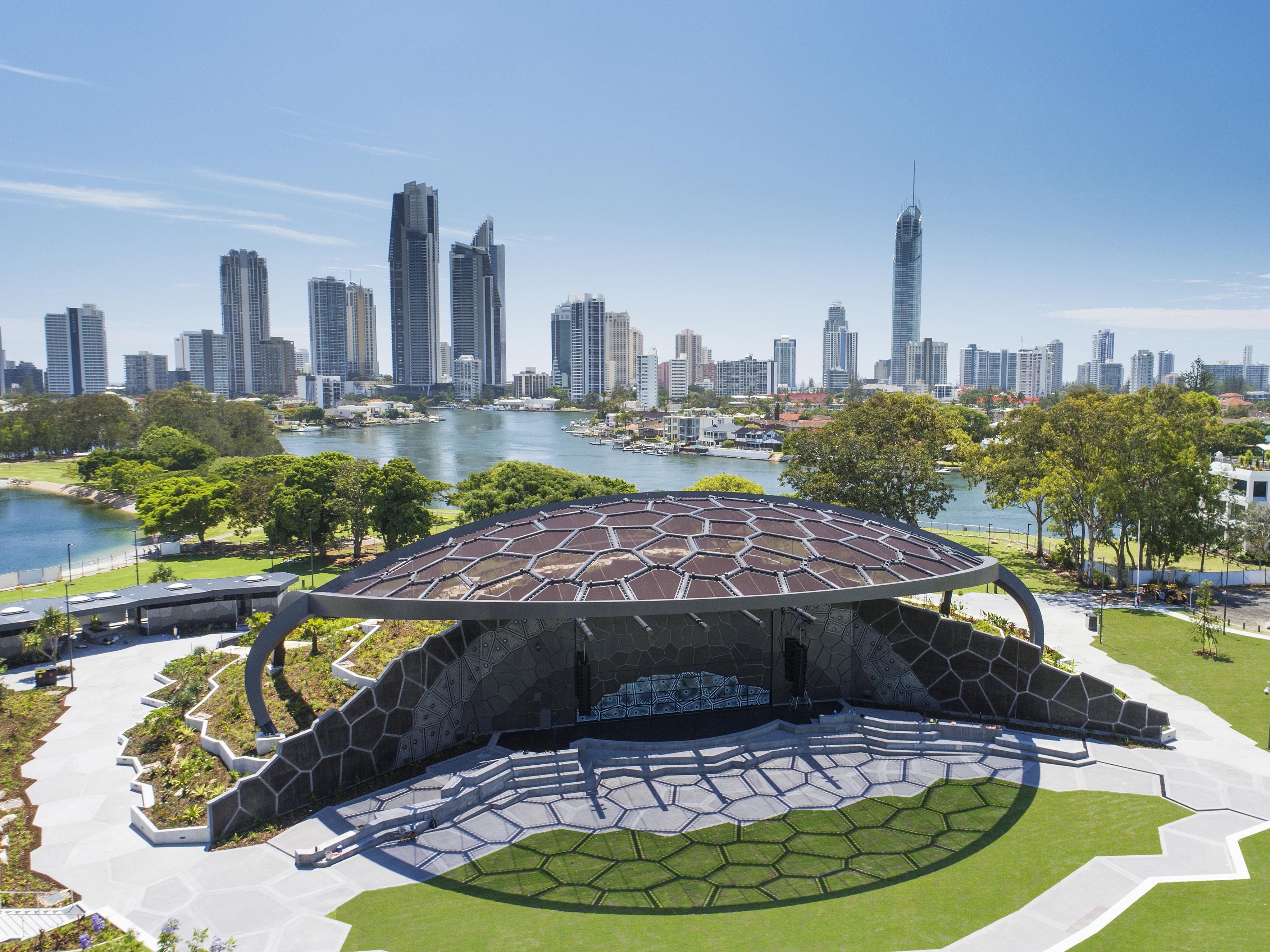 Aila Recognises Queensland S Best Landscape Architecture