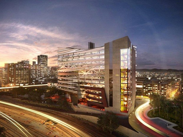 University of adelaide medical and nursing building to for 21 south terrace adelaide