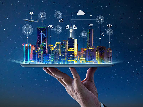 Smart cities moving into the 5G network
