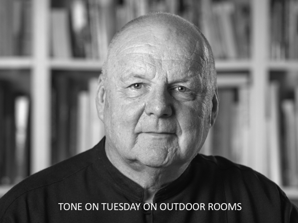 Tone on Tuesday: On outdoor rooms