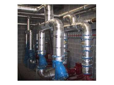 Thermobreak Refrigeration Pipe Insulation Available From