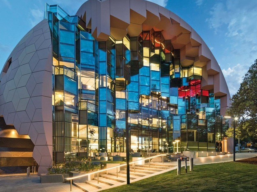 Geelong Library & Heritage Centre by ARM Architecture