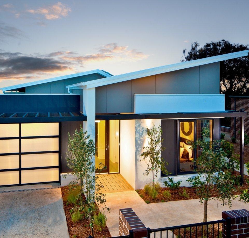 Home Designs October 2012: Clarendon Homes NSW And Landcom Win 2012 GreenSmart Home