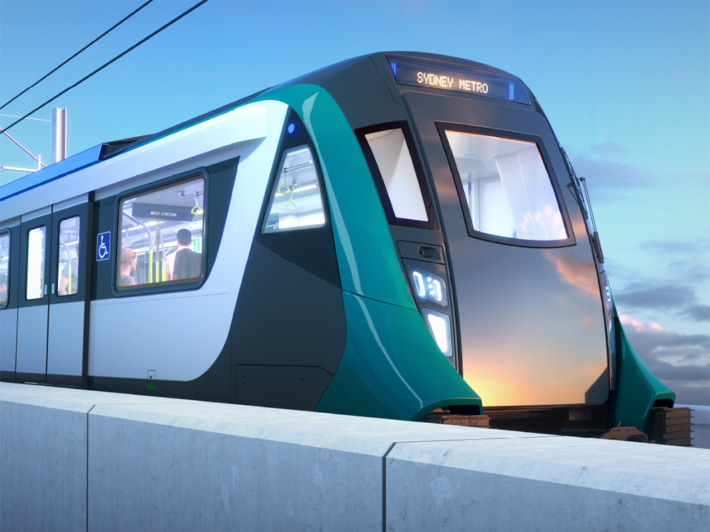 The CIMIC Group companies - CPB Contractors and UGL have been selected by the NSW Government to deliver the Line-wide works package in support of the Sydney Metro City & Southwest project, Australia's biggest public transport project. Image: Supplied