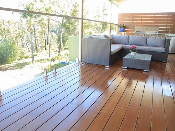 UBIQ's BAL-FZ fire rated decking boards are non-combustible