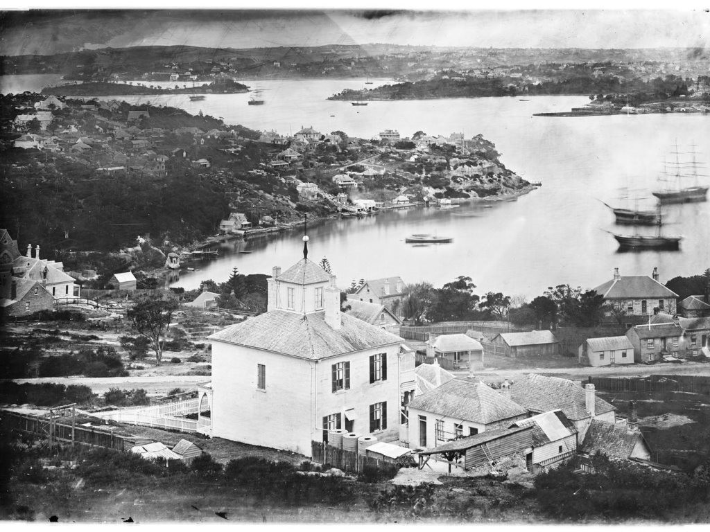 Once a pile of junk at the back of a suburban shed, the world's largest glass plate negatives of Sydney Harbour have just been added to UNESCOs International Memory of the World Register. Image: Supplied