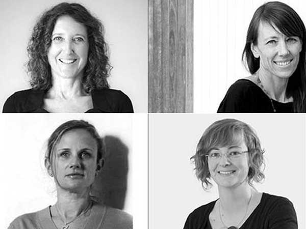 The four women architects will discuss the changes needed in architecture to create a more equitable and sustainable profession in the future
