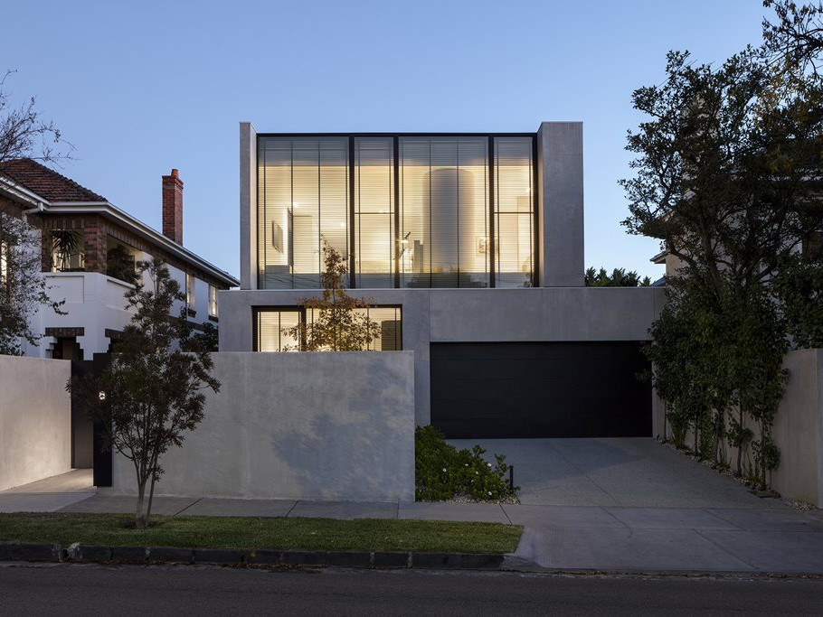 LSD Residence by Davidov Partners Architects. Photography by Jack Lovel