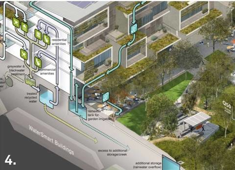 Aecom wins street 11 design competition australian for Australian institute of landscape architects