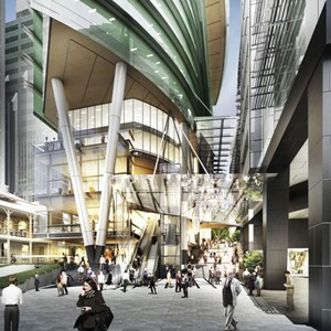 Crone Partners Brisbane Tower Attracts Commonwealth Bank