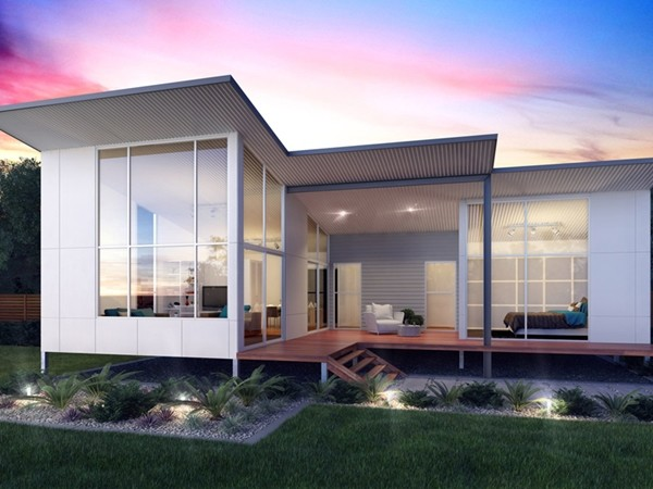 Granny flats come of age with new concept units by project for Granny homes