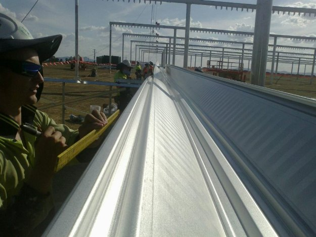 Longest Ever Single Sheet Of Aramax Rolled Out In Nsw