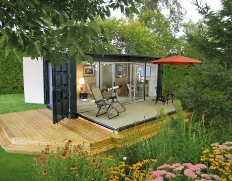 Five Homes Made From Shipping Containers Architecture