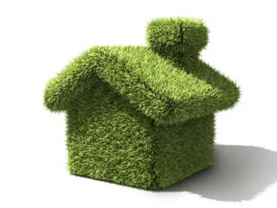 Keeping the home energy efficient is good for the environment