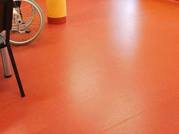 Altro Walkway installed at the Zatec nursing home