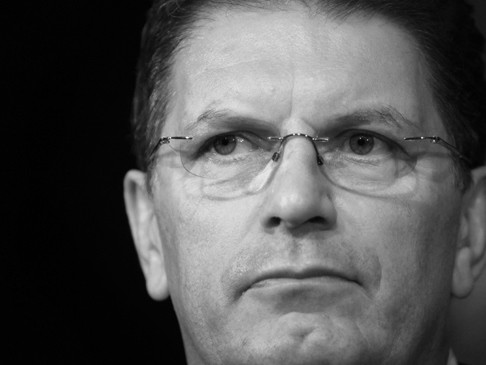 Former Victorian State Premier and architect, Ted Baillieu