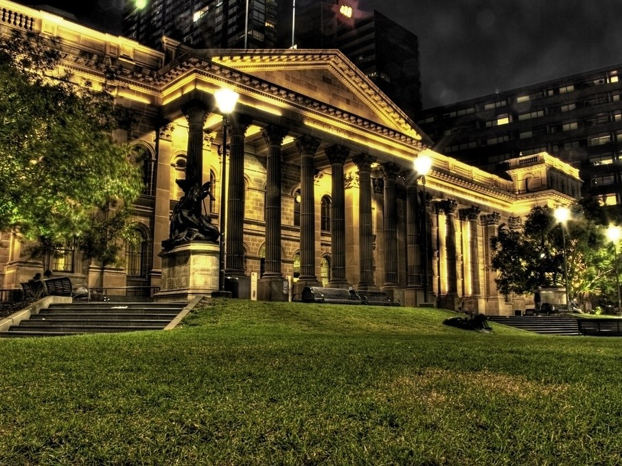 The State Library. Image: Global Experience
