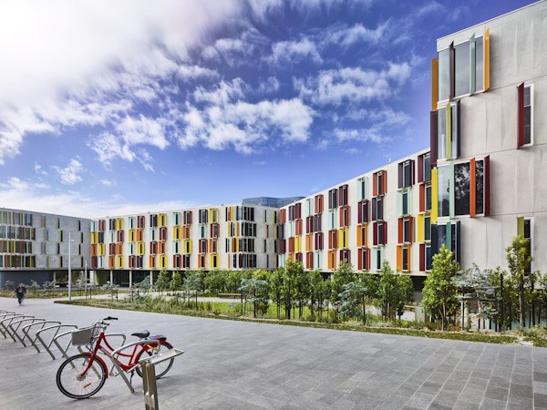 Monash University student accommodation