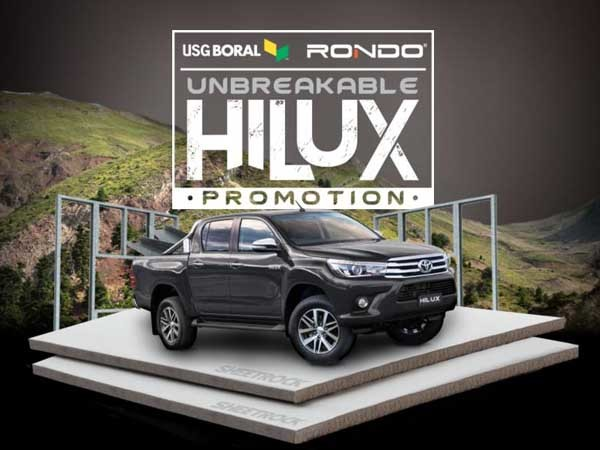 USG Boral partners with Rondo