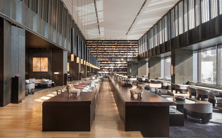 Aussies dominate asia hotel design awards architecture