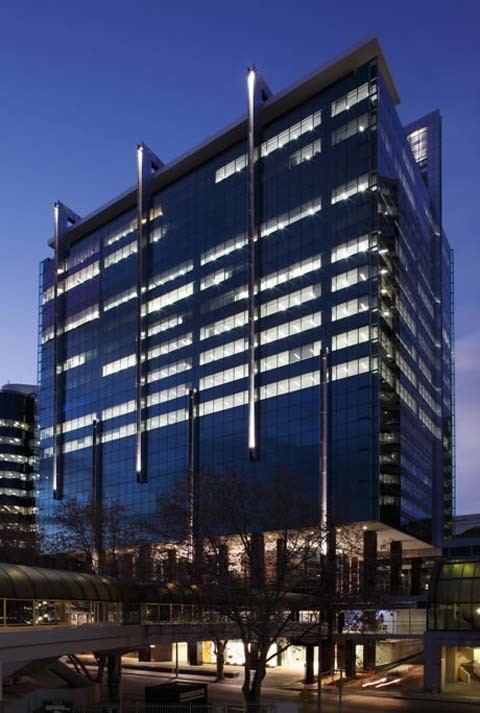 Alluvion Building Achieves 5 Star Nabers Energy Rating