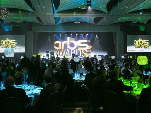 ARBS Industry Awards night