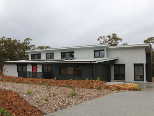 The Sapphire Passive House Blue Mountains