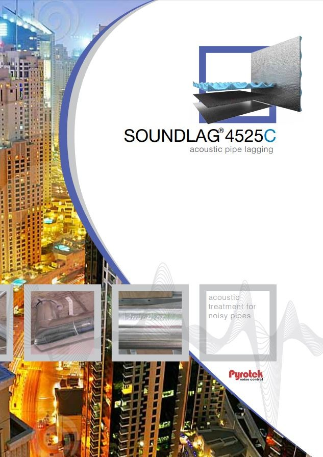 Soundlag Acoustic Pipe Lag