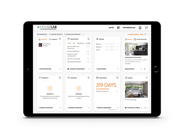 HouseLab launches construction defect tool