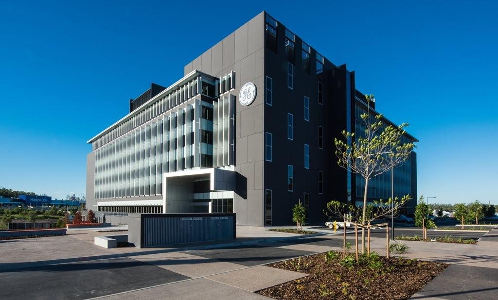 Ge Headquarters Springfield By Conrad Gargett